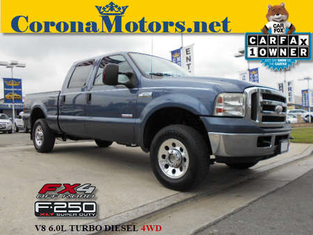 2007 Ford F-250 XLT for Sale  - 12558  - Corona Motors