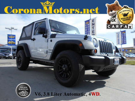 2011 Jeep Wrangler Sport for Sale  - 12395  - Corona Motors