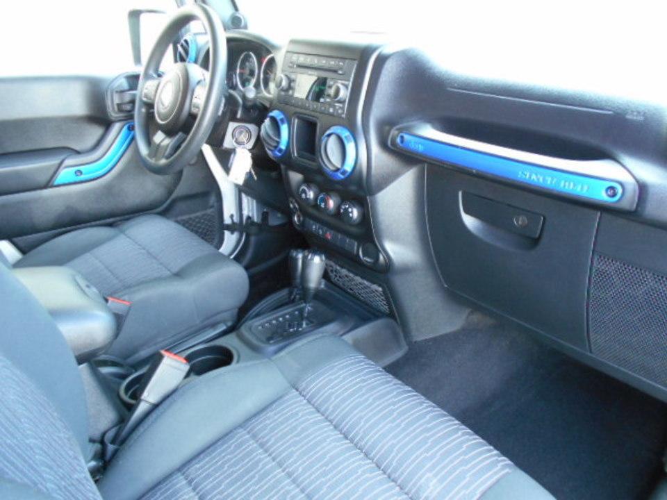 2011 Jeep Wrangler  - Corona Motors