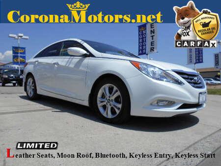 2012 Hyundai Sonata 2.4L Limited PZEV for Sale  - 12418  - Corona Motors