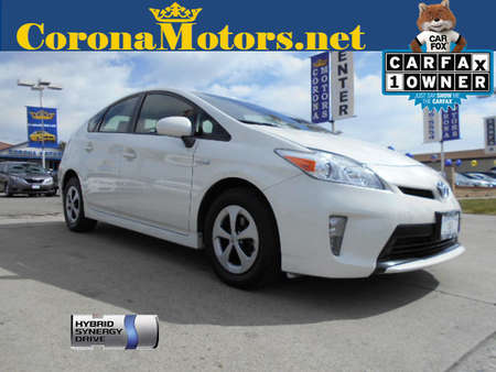 2014 Toyota Prius Two for Sale  - 12392  - Corona Motors