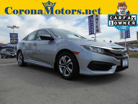 2016 Honda Civic Sedan LX for Sale  - 12393  - Corona Motors