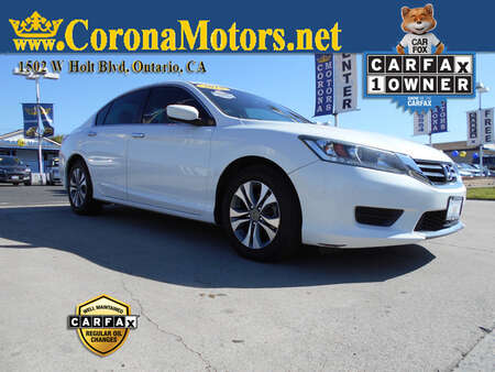 2015 Honda Accord Sedan LX for Sale  - 13044  - Corona Motors