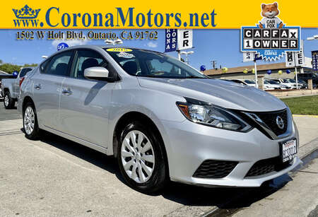 2018 Nissan Sentra S for Sale  - 13039  - Corona Motors