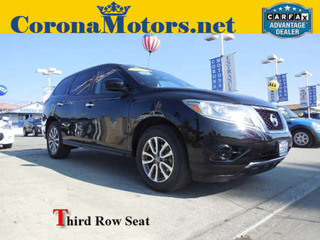 2013 Nissan Pathfinder S for Sale  - 12235  - Corona Motors