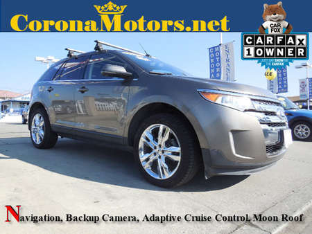 2013 Ford Edge Limited for Sale  - 12240  - Corona Motors
