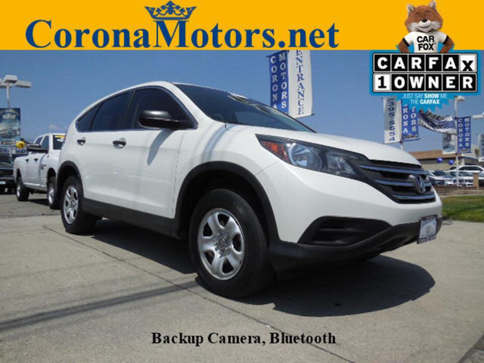 2014 Honda CR-V  - Corona Motors