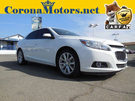 2015 Chevrolet Malibu LT for Sale  - 12203  - Corona Motors