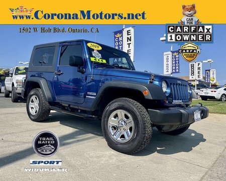 2010 Jeep Wrangler Sport 4X4 for Sale  - 13162  - Corona Motors