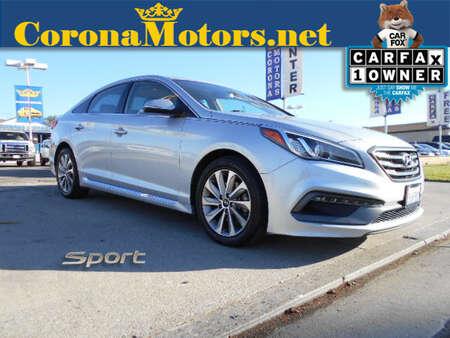 2015 Hyundai Sonata 2.4L Sport for Sale  - 12588  - Corona Motors