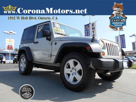 2007 Jeep Wrangler X for Sale  - 13200  - Corona Motors