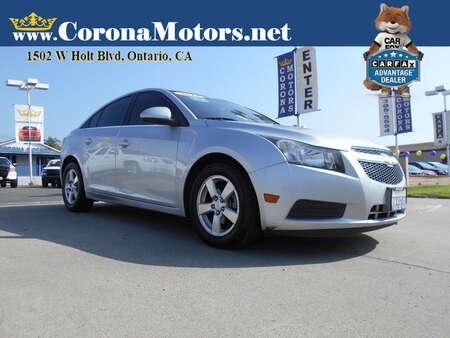 2014 Chevrolet Cruze 1LT for Sale  - 13198  - Corona Motors