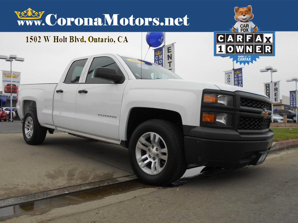 2015 Chevrolet Silverado 1500 Work Truck  - 13145  - Corona Motors