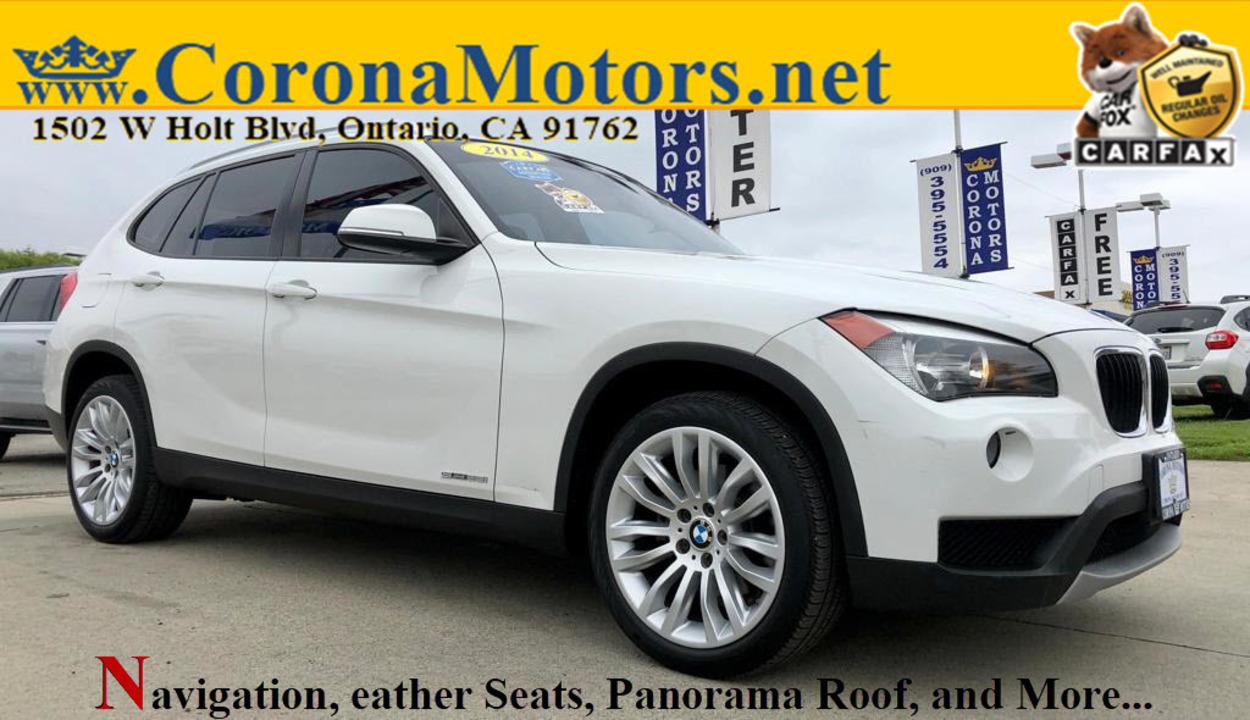 2014 BMW X1 sDrive28i  - 12745  - Corona Motors