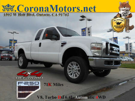 2008 Ford F-250 XLT 4WD for Sale  - 13049  - Corona Motors