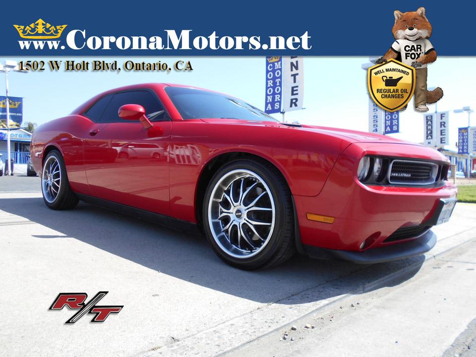 2012 Dodge Challenger R/T  - 13062  - Corona Motors