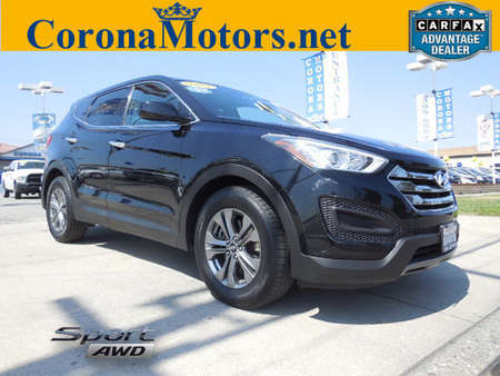 2013 Hyundai Santa Fe Sport AWD for Sale  - 12070  - Corona Motors
