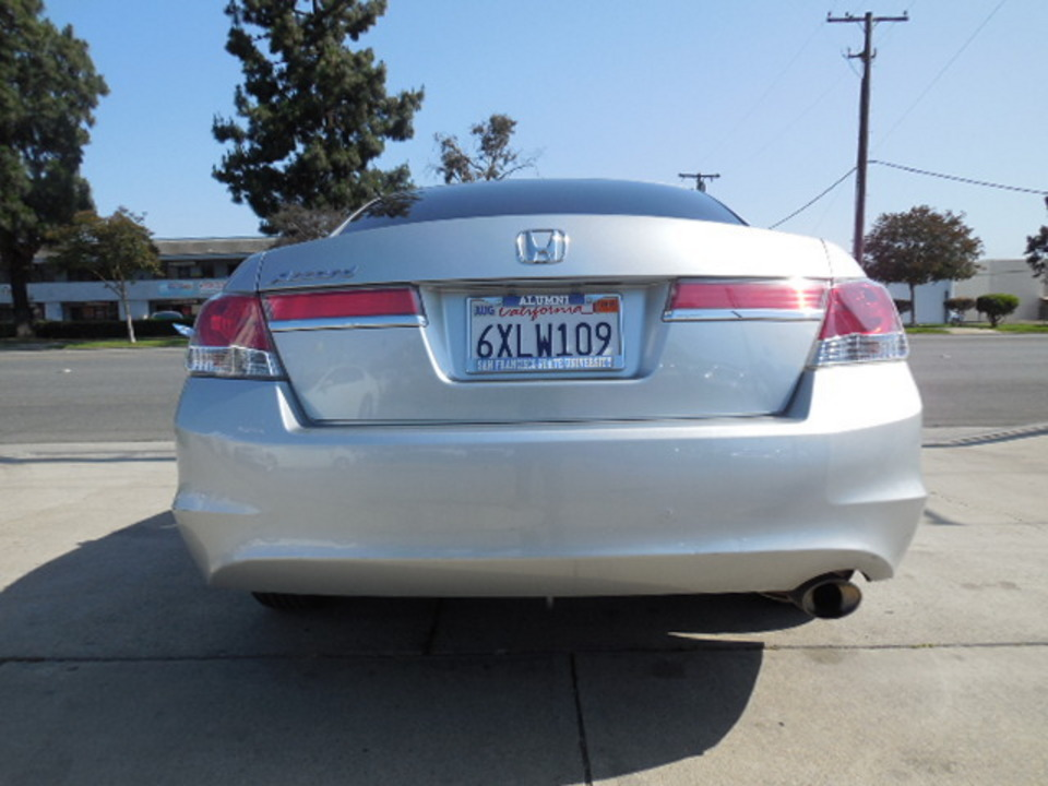 2012 Honda Accord  - Corona Motors