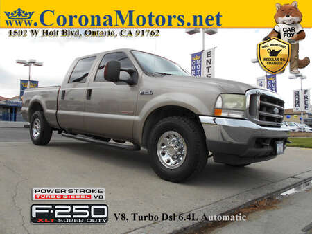 2004 Ford F-250 XLT for Sale  - 13046  - Corona Motors