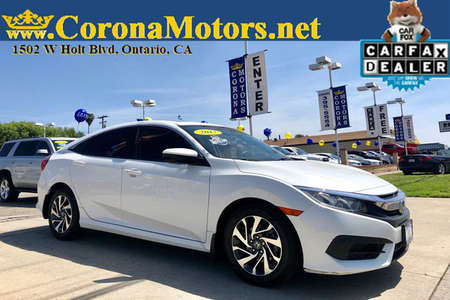 2017 Honda Civic Sedan EX for Sale  - 12748  - Corona Motors