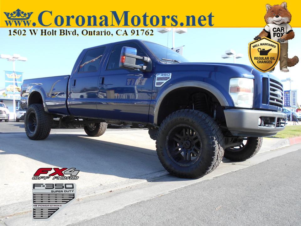 2008 Ford F-350 FX4  - 12943  - Corona Motors