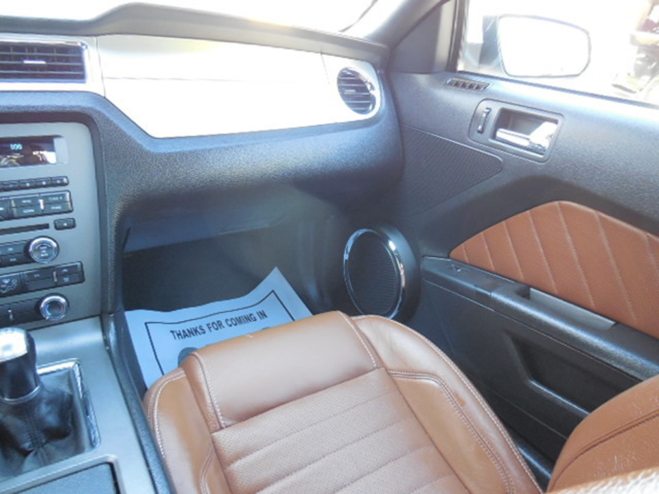2012 Ford Mustang  - Corona Motors