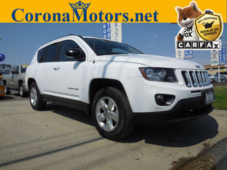 2015 Jeep Compass Sport for Sale  - 12115  - Corona Motors