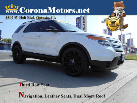 2013 Ford Explorer XLT for Sale  - 13081  - Corona Motors