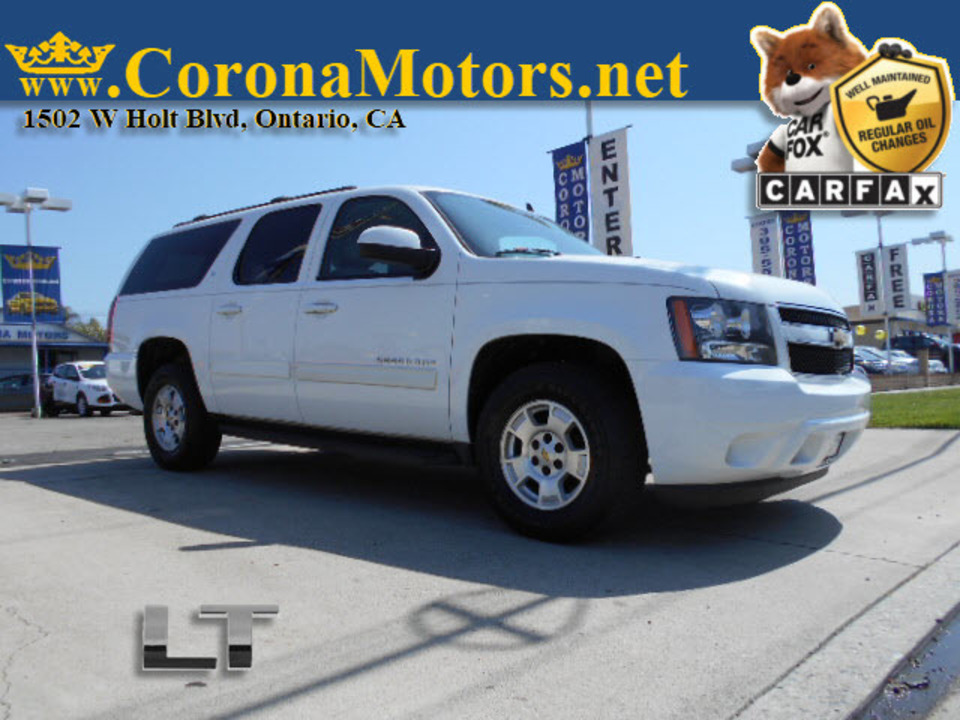 2013 Chevrolet Suburban LT  - 12821  - Corona Motors