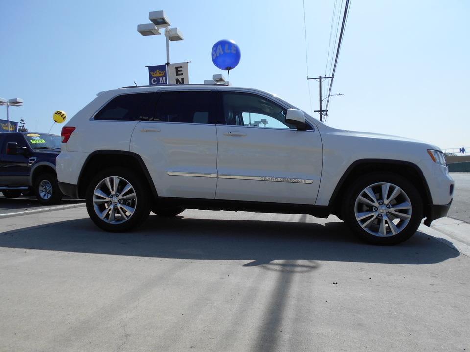 2012 Jeep Grand Cherokee  - Corona Motors