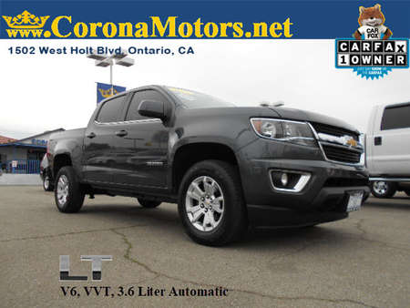 2017 Chevrolet Colorado 2WD LT for Sale  - 12654  - Corona Motors