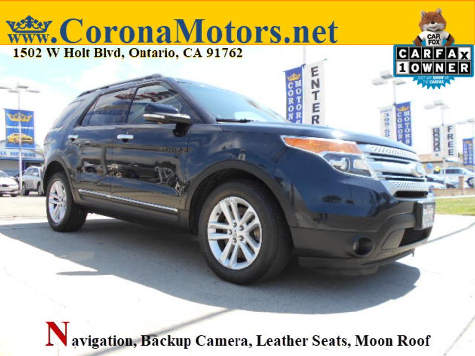 2014 Ford Explorer XLT  - 12793  - Corona Motors