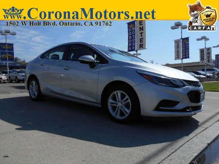 2016 Chevrolet Cruze LT for Sale  - 12799  - Corona Motors