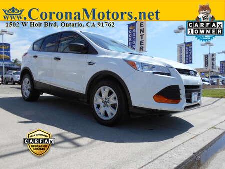 2015 Ford Escape S for Sale  - 12789  - Corona Motors