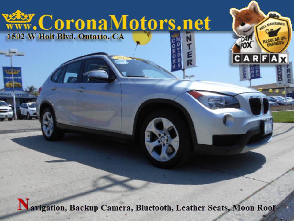 2013 BMW X1 28i  - 12810  - Corona Motors