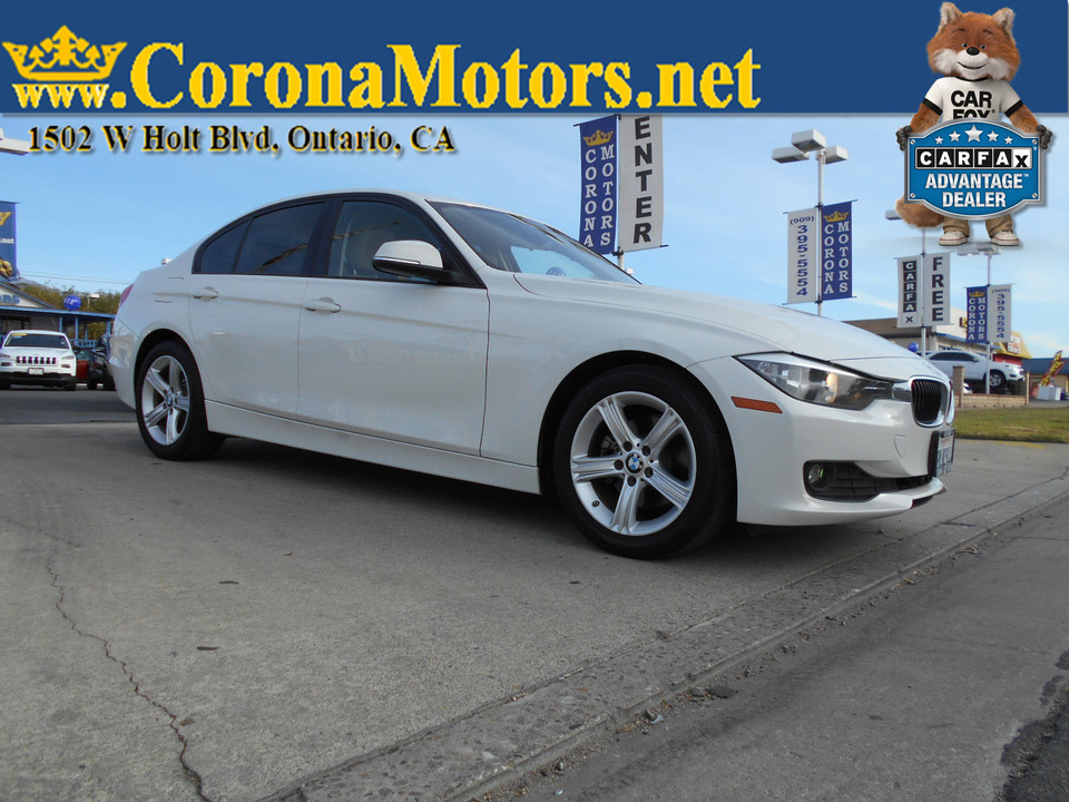 2013 BMW 3 Series 320i  - 12970  - Corona Motors