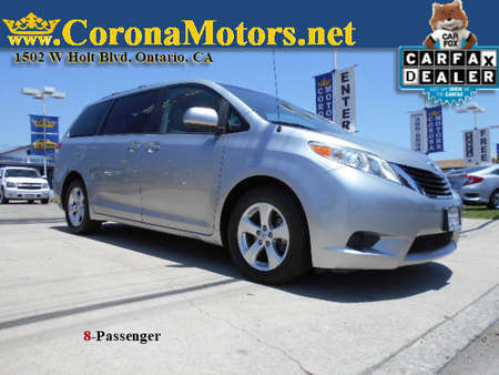 2014 Toyota Sienna LE for Sale  - 12826  - Corona Motors