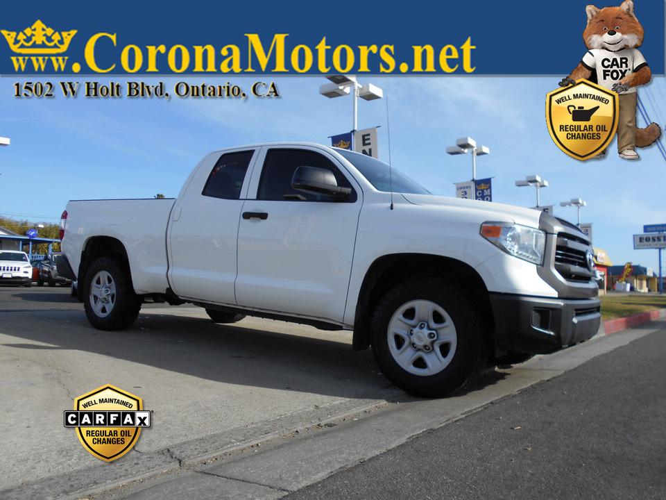 2014 Toyota Tundra SR  - 12969  - Corona Motors