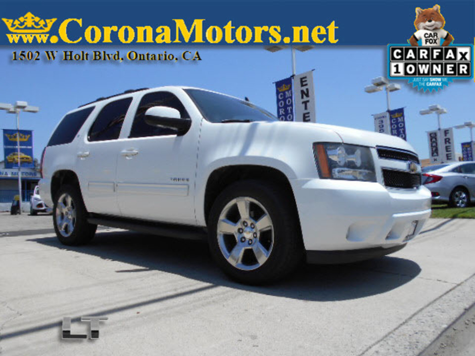 2011 Chevrolet Tahoe LT  - 12827  - Corona Motors