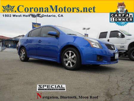 2012 Nissan Sentra SE-R for Sale  - 12656R  - Corona Motors