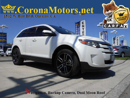 2013 Ford Edge SEL for Sale  - 12830  - Corona Motors