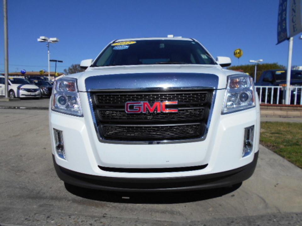 2012 GMC TERRAIN  - Corona Motors