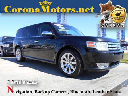 2011 Ford Flex Limited for Sale  - 12315  - Corona Motors