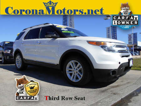 2013 Ford Explorer XLT for Sale  - 12309  - Corona Motors