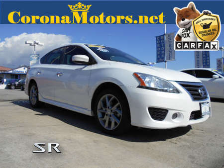 2014 Nissan Sentra SR for Sale  - 12152  - Corona Motors