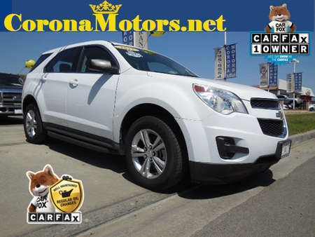 2014 Chevrolet Equinox LS for Sale  - 12111  - Corona Motors