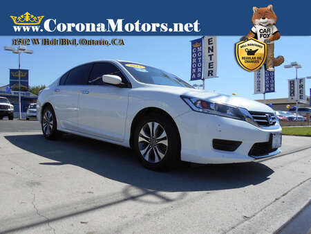 2013 Honda Accord LX for Sale  - 13107  - Corona Motors