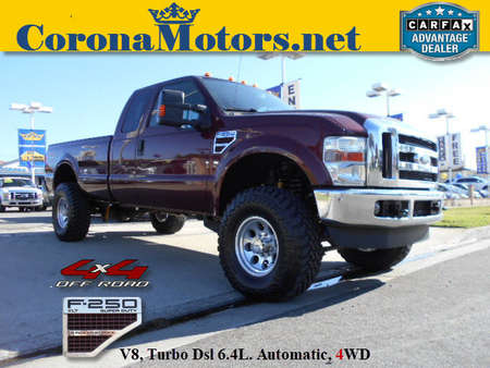2009 Ford F-250 XLT for Sale  - 12548  - Corona Motors