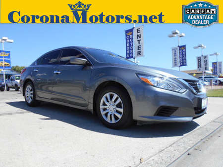 2016 Nissan Altima 2.5 S for Sale  - 12532  - Corona Motors