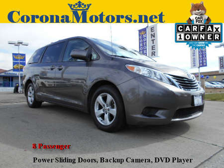 2011 Toyota Sienna LE for Sale  - 12394  - Corona Motors